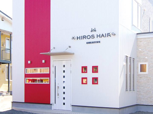 HIROS HAIR CREATIVEの雰囲気01